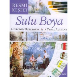 Sulu Boya Geleceğin Ressamları İçin Temel Adımlar (Resmi Keşfet) - Thumbnail