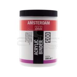 Amsterdam - Talens Amsterdam Acrylic Binder No:005 1000ml