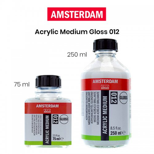 Talens Amsterdam Acrylic Medium Gloss 012