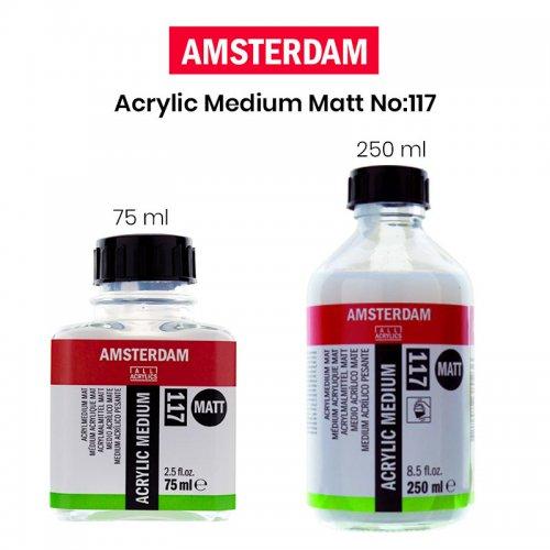 Talens Amsterdam Acrylic Medium Matt No:117