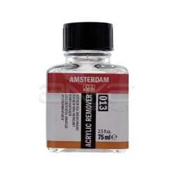 Amsterdam - Talens Amsterdam Acrylic Remover No:013 75ml (1)
