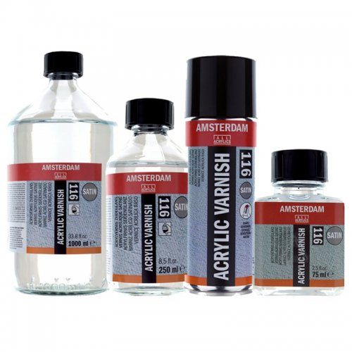 Talens Amsterdam Acrylic Varnish Satin No:116