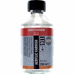 Talens Amsterdam Acrylic Varnish Satin No:116 - Thumbnail