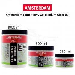 Amsterdam - Talens Amsterdam Extra Heavy Gel Medium Gloss 021