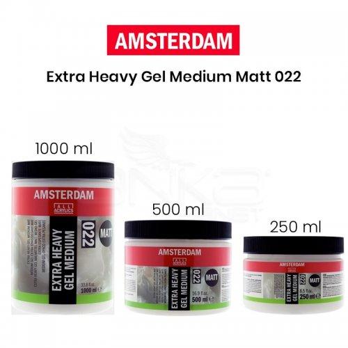 Talens Amsterdam Extra Heavy Gel Medium Matt 022