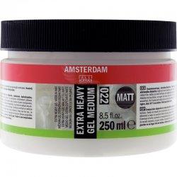 Amsterdam - Talens Amsterdam Extra Heavy Gel Medium Matt 022 (1)