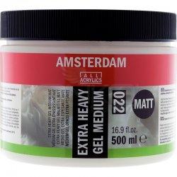 Talens Amsterdam Extra Heavy Gel Medium Matt 022 - Thumbnail