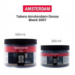 Talens - Talens Amsterdam Gesso Black 3007