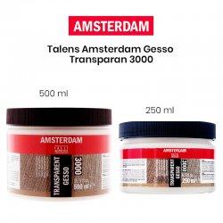 Talens - Talens Amsterdam Gesso Transparan 3000