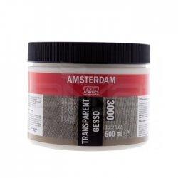 Talens - Talens Amsterdam Gesso Transparan 3000 (1)