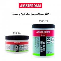Amsterdam - Talens Amsterdam Heavy Gel Medium Glossy 015