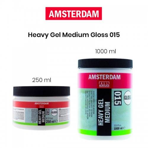 Talens Amsterdam Heavy Gel Medium Glossy 015