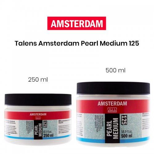 Talens Amsterdam Pearl Medium 125