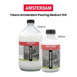 Amsterdam - Talens Amsterdam Pouring Medium 014