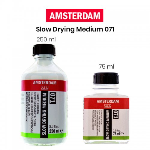 Talens Amsterdam Slow Drying Medium 071