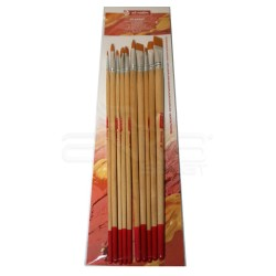 Talens Art Creation Filament Akrilik Fırça Seti 9099232M - Thumbnail