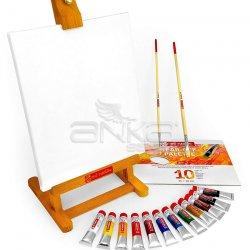 Art Creation - Talens Art Creation Yağlı Boya Combi Set (1)