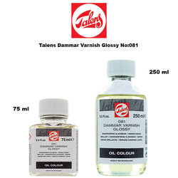 Talens - Talens Dammar Varnish Glossy No:081