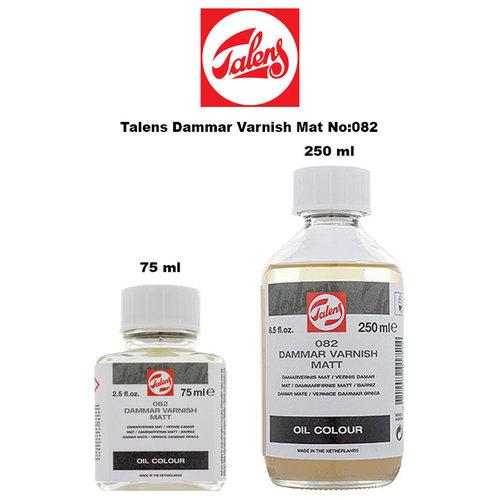 Talens Dammar Varnish Mat No:082