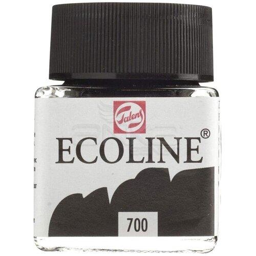 Talens Ecoline 30ml Black No:700