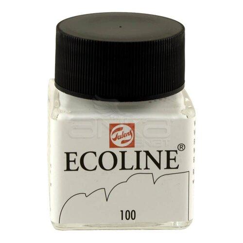 Talens Ecoline 30ml White No:100