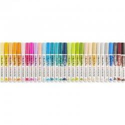 Talens - Talens Ecoline Brush Pen 30lu Set 9006 (1)