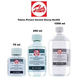 Talens - Talens Picture Varnish Glossy No:002
