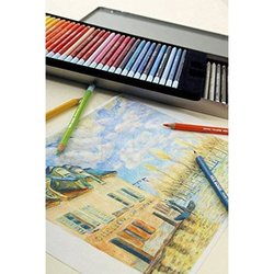Talens Van Gogh Sulu Boya Kalemi 60 Renk Metal Kutu - Thumbnail