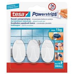 Tesa Powerstrips Kendinden Yapışkanlı Kanca 3lü 57533-00100 - Thumbnail