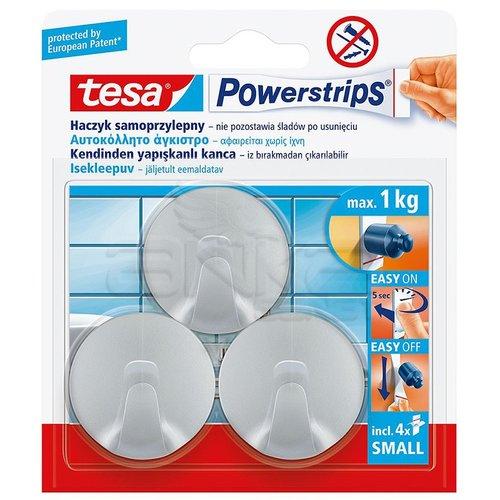 Tesa Powerstrips Kendinden Yapışkanlı Kanca 3lü 57578-00100