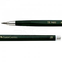 Faber Castell - Faber Castell TK 9400 Çizim Kalemi 3,15mm 2B (1)