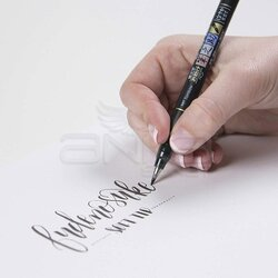 Tombow - Tombow Fudenosuke Calligraphy Pen GCD-112 Siyah (1)