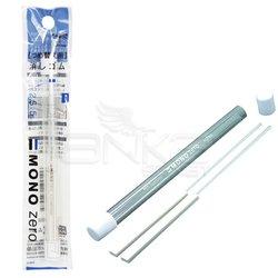 Tombow - Tombow Mono Zero Kalem Silgi Yassı Yedek Ucu 2li 2.5x5mm