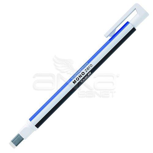 Tombow Mono Zero Kalem Silgi Yassı Uç Çizgili 2.5x5mm