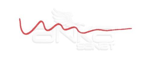 Touch Liner Renkli Çizim Kalemi 0,1mm Red