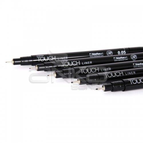 Touch Liner Siyah Teknik Çizim Kalemi