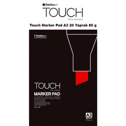 Touch - Touch Marker Pad A3 20 Yaprak 80 g