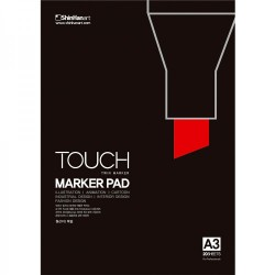 Touch - Touch Marker Pad A3 20 Yaprak 80 g (1)