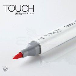 Touch - Touch Twin Brush Marker Kalem 6lı Set Ten Renkleri (A) (1)