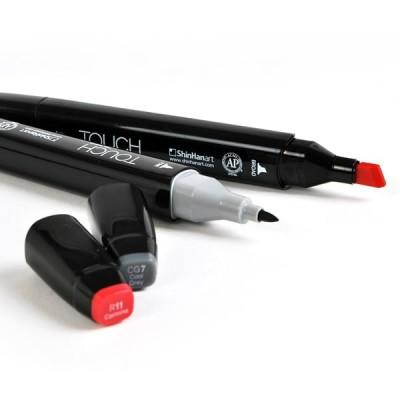 Touch Twin Marker Çift Uçlu Marker