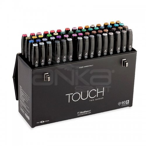 Touch Twin Marker Kalem 60lı Set B