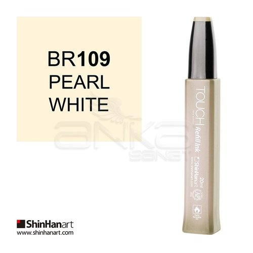 Touch Twin Marker Refill İnk 20ml BR109 Pearl White