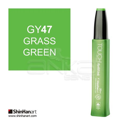 Touch Twin Marker Refill İnk 20ml GY47 Grass Green