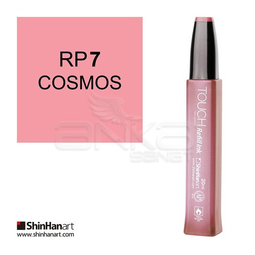 Touch Twin Marker Refill İnk 20ml RP7 Cosmos