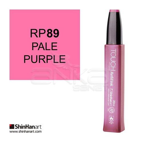 Touch Twin Marker Refill İnk 20ml RP89 Pale Purple
