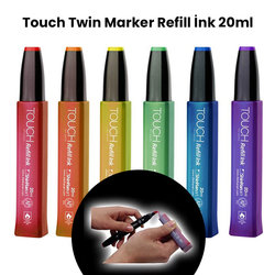 Touch - Touch Twin Marker Refill İnk 20ml