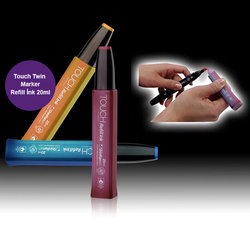 Touch - Touch Twin Marker Refill İnk 20ml (1)