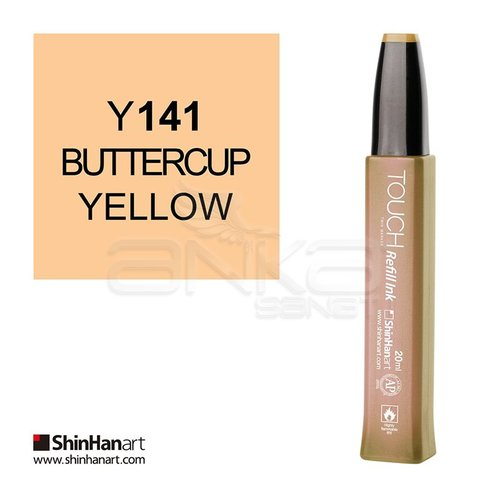 Touch Twin Marker Refill İnk 20ml Y141 Buttercup Yellow