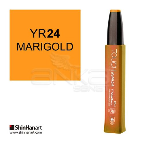 Touch Twin Marker Refill İnk 20ml YR24 Marigold