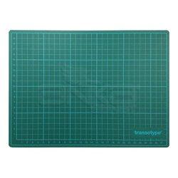 Transotype - Transotype Kesim Pedi Yeşil/Siyah 100x150cm (1)